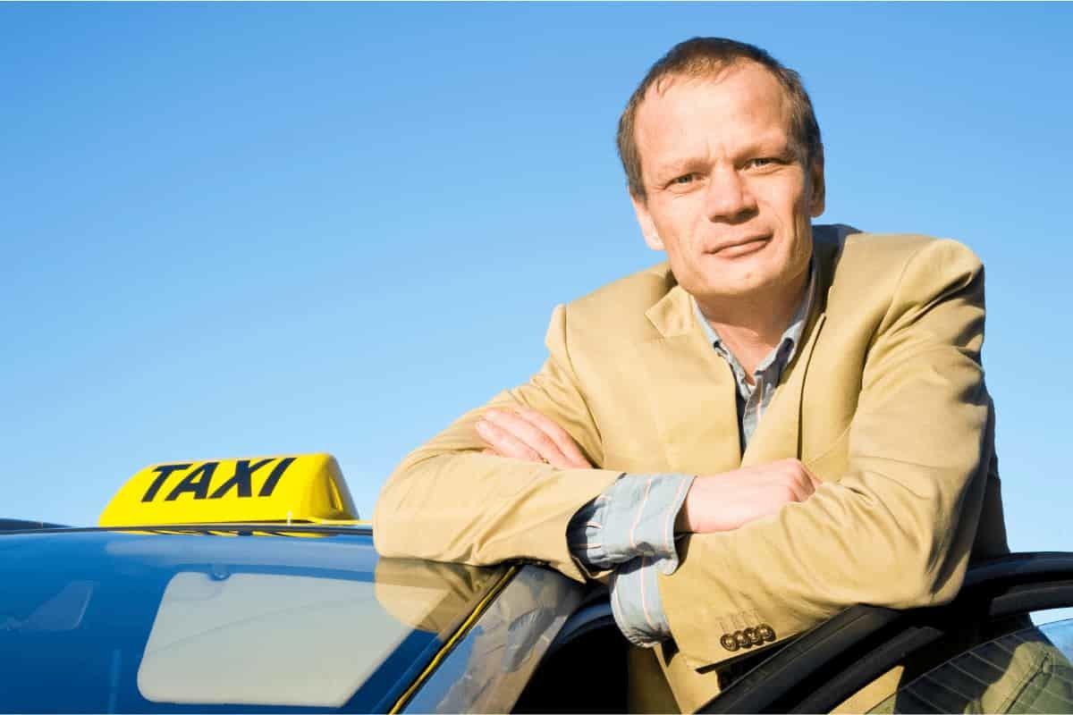 chauffeur taxi